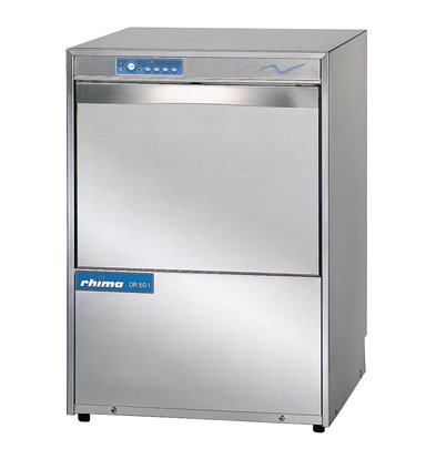Rhima Dishwasher 50x50cm | RHIMA DR50i | Double walled | Choice 230 / 400V
