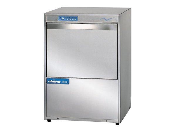 Rhima Vaatwasmachine 50x50cm | Rhima DR50i | Dubbelwandig | Keuze 230/400V