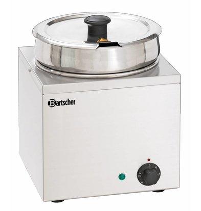 Bartscher Hotpot | Bain Marie | Stainless steel | 1x6,5 Liter | 255x280x (H) 320mm