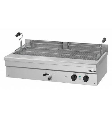 Bartscher fryer | electric | Bakery Fish and Oliebollen | 35 liter | 400V | 10kW | 1095x600x340mm