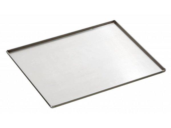 Bartscher Bakblik RVS | Bakkerijnorm | 433x333x(H)10mm