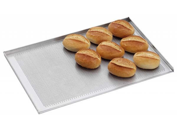Bartscher Geperforeerd Bakblik | Bakkerij norm | 600x400mm