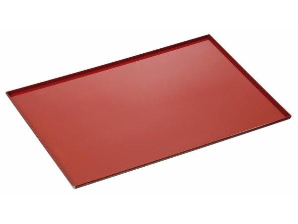 Bartscher Bakblik met Siliconencoating   Aluminium   433x333x(H)10mm