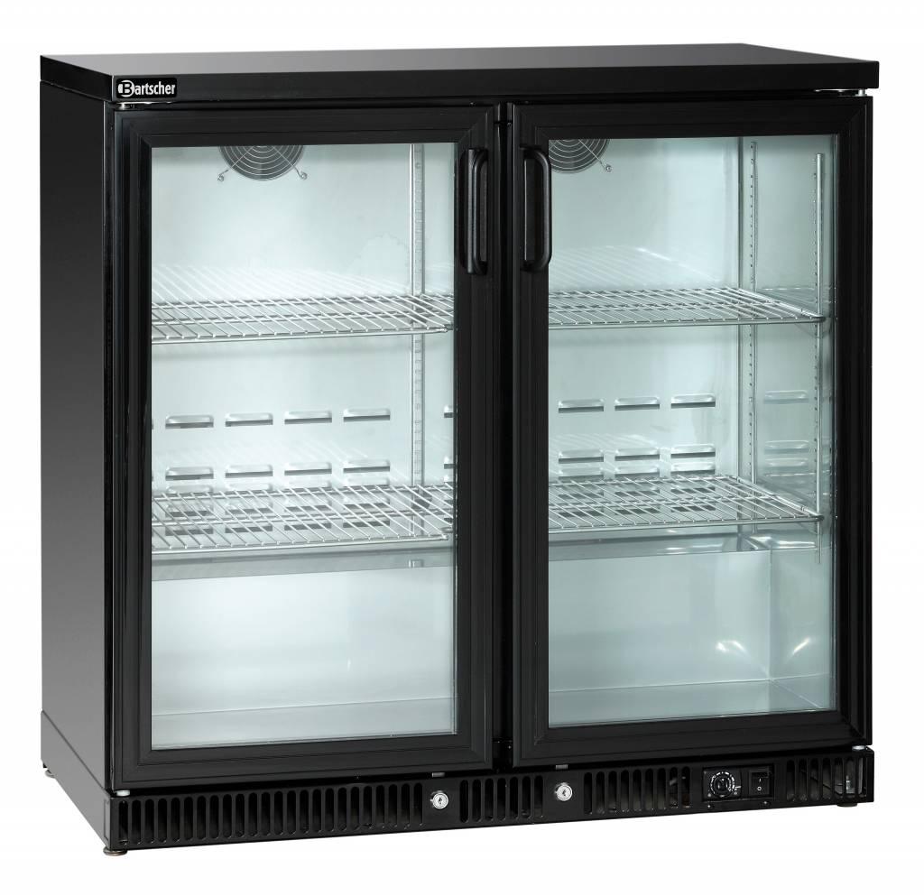 стеклянный холодильник купить