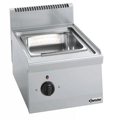 Bartscher Frites-Warmhoudapparaat - Zonder Warmtebrug - Serie 600 - 400x600x(H)290mm