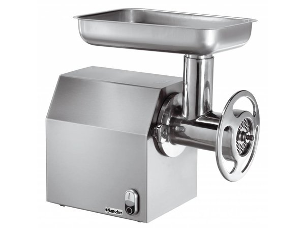 Bartscher XXL Gehaktmolen - 200 kg/u - 25,5x45x(h)45 - 1100W