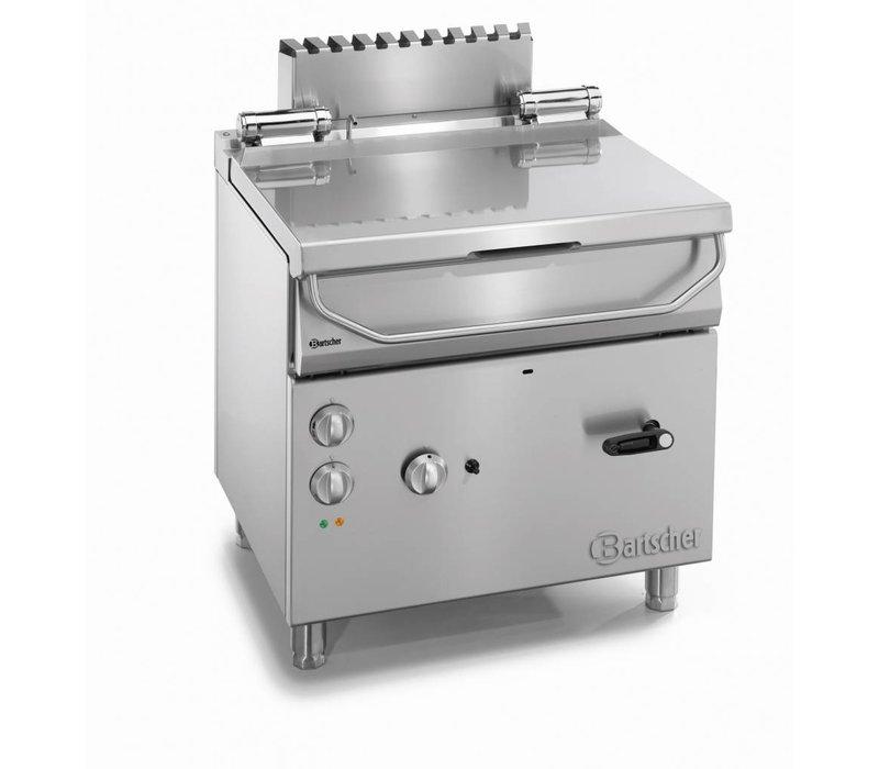 Bartscher Gas Kantelbare Braadpan | Serie 700 | 12,5 kw | 230V | 800x700x(H)850-900mm