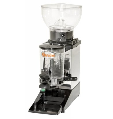 Bartscher Koffiemolen model Tauro RVS | 275W | 165x390x(H)510mm