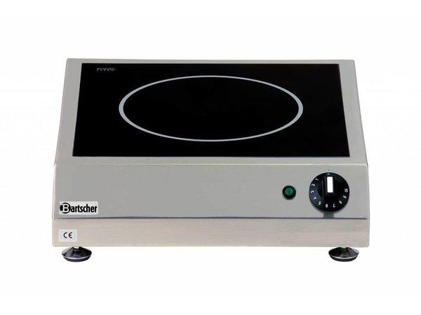 Bartscher Keramisch Elektrisch Kooktoestel | 3 kw | 400x455x(H)120 mm