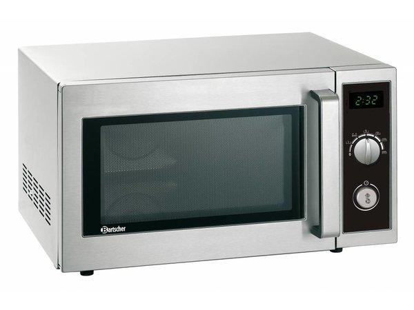 Bartscher Magnetron oven ANALOOG - 1000 Watt - 25 liter -