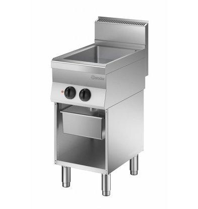 Bartscher Electric Multi-roasting tray - 13 Liter - 320x480x (H) 92.5 mm