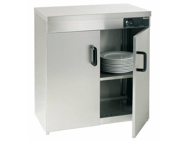 Bartscher Bordenwarmer RVS 110-120 Borden - 1.2 kW - 75x51x(h)85.5cm