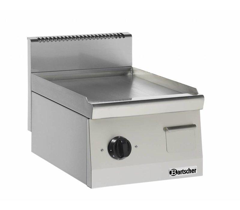 Bartscher Elektrische grillplaat - Glad - 40x60x(h)29cm - 3,6kW