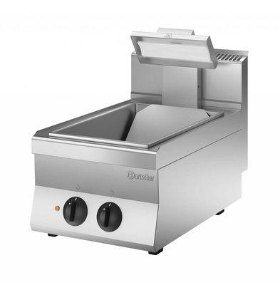 Bartscher Frites-Warmhoudapparaat met Warmtestraler - Keramisch - 1/1GN - 400x650x(H)295 mm