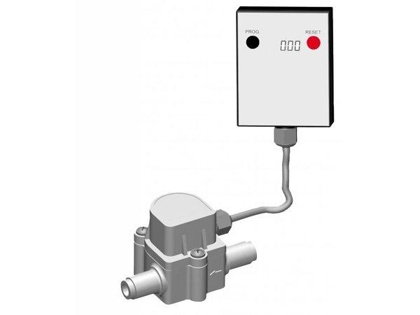 Bartscher Waterteller   Ideaal te Gebruiken met een Waterfiltersysteem / Waterontharder