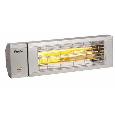 Bartscher Electric infrared heater SMART IP24 - 1.5 kW / 230 V 50 Hz