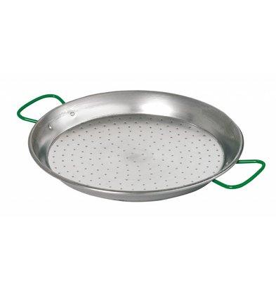 Bartscher Paella pan, Ø 34 cm