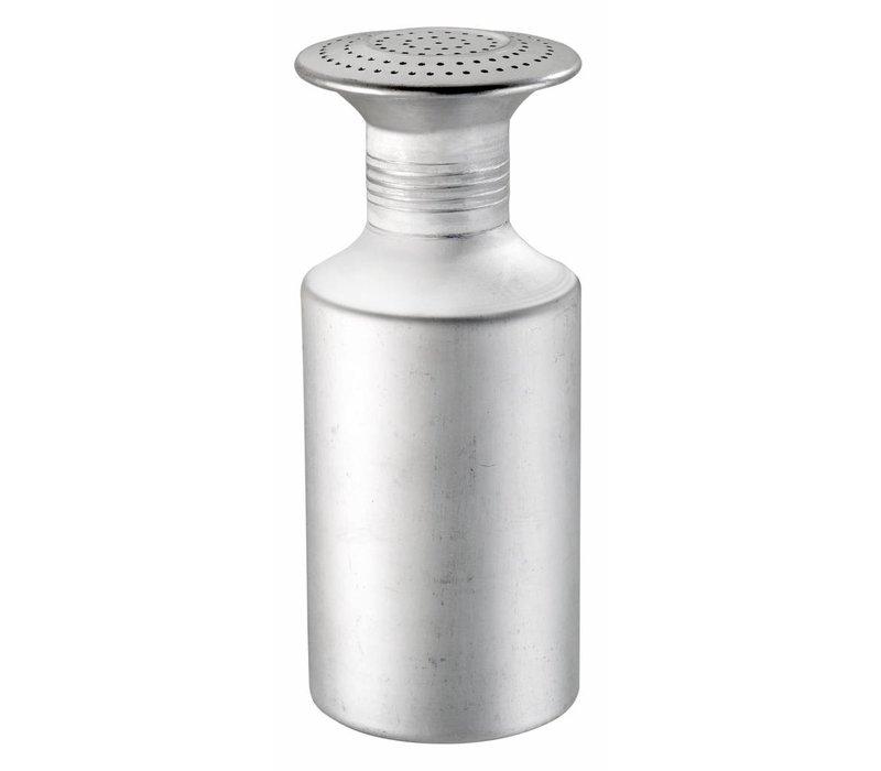 Bartscher Zoutstrooier Aluminium | 4 Stuks per Doos | Ø80mmx(H)195mm