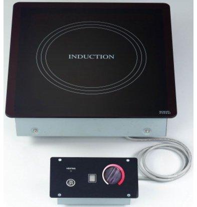 Saro Mounting Induction hob   2000W   360x380x (H) 75mm