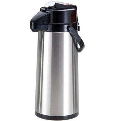 Saro Stainless Steel Vacuum Pump XXL - 2.2 liters - DELUXE VERSION