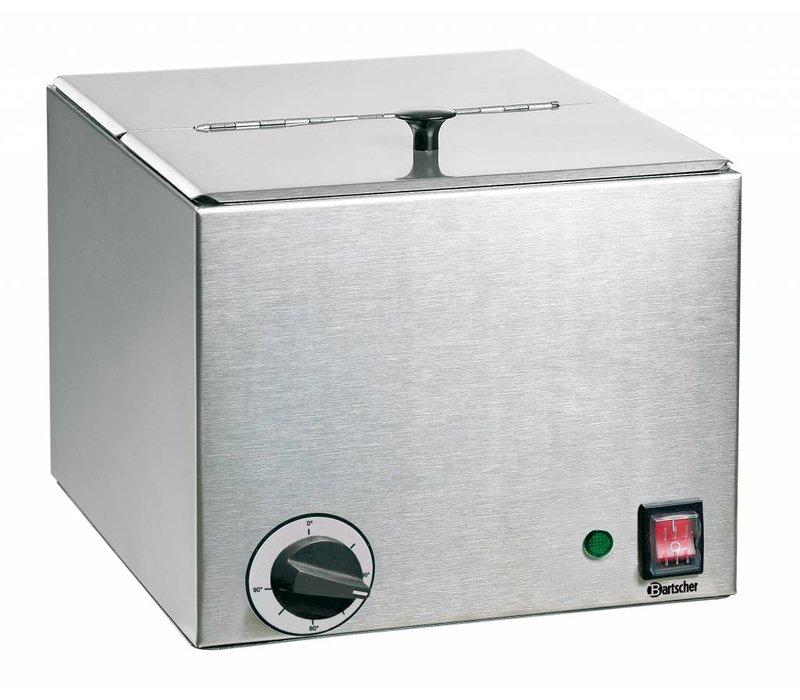 Bartscher Worstenwarmer Bain Marie - 1,0 kW  - 270x360x(H)240mm