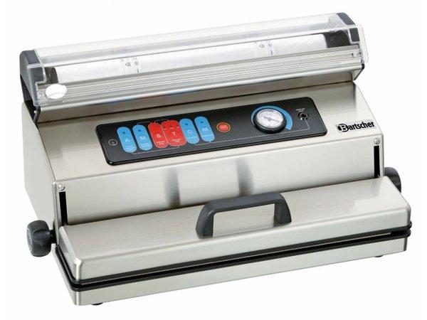 Bartscher Vacuummachine 400M - Inclusief rolhouder
