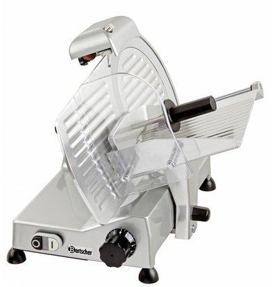 Bartscher Snijmachine voor Vlees | Aluminium | 230V | 240W | 410x540x390(H)mm