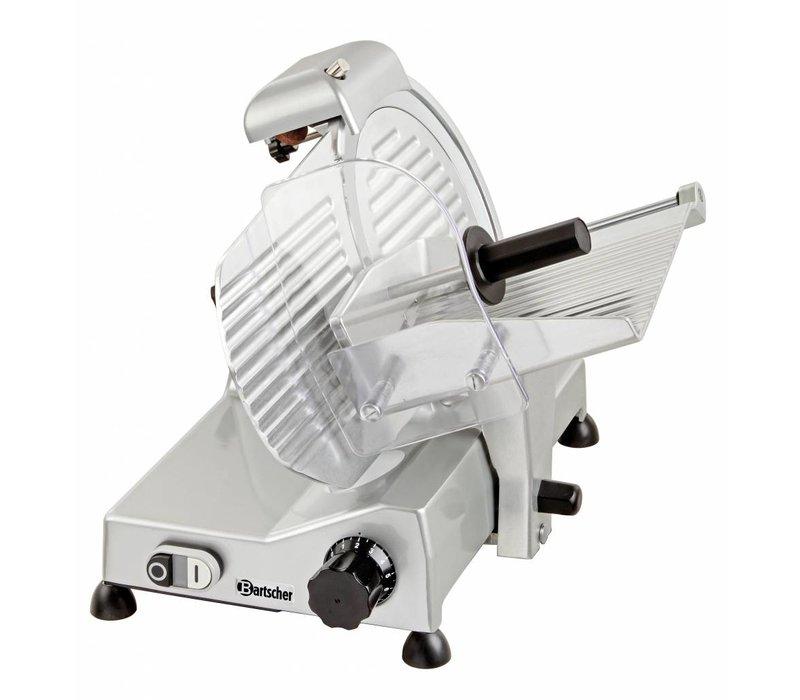 Bartscher Vleessnijmachine Professioneel   230V   240W   Diameter 250mm   430x510x375(H)mm
