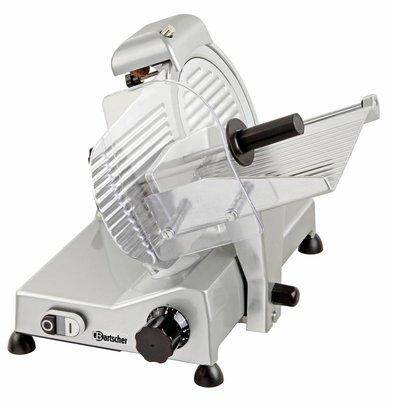 Bartscher Meat slicer | Aluminium | 240W | Ø220mm | 410x475x360 (H) mm