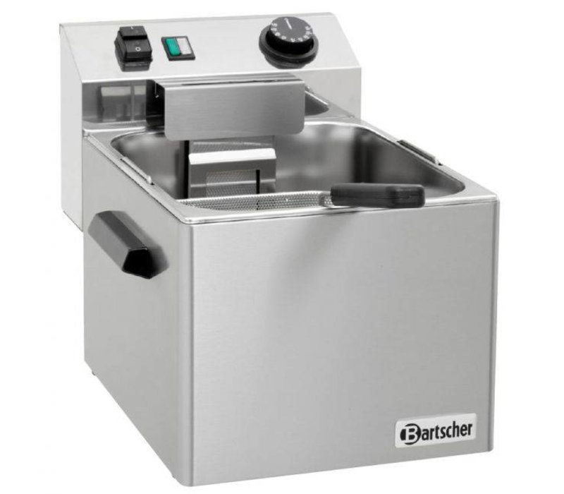 Bartscher Elektrische Pastakoker SNACK | RVS | 7 Liter | 3,4kW | 230V | 270x420x(H)300mm