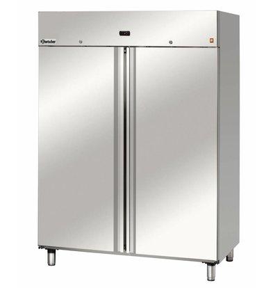 Bartscher Refrigerator for 2/1 GN - 140x81x (h) 188cm