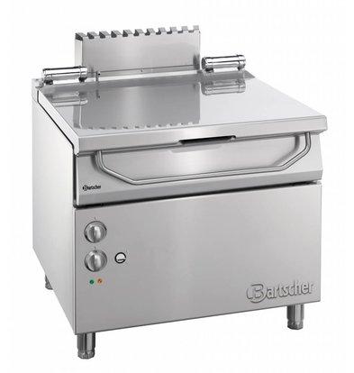 Bartscher Elektrische Kantelbare Braadpan | Serie 900 | 9,25 kw | 400V |  900x900x(H)850-900 mm