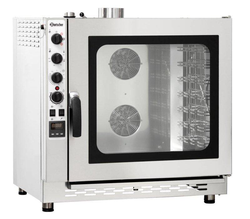 Bartscher Gas combi-steamer M 7110 G tot 7 x 1/1 GN