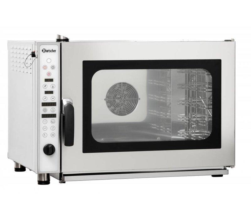 Bartscher Elektrische combi-steamer E 5110 tot 5 x 1/1 GN