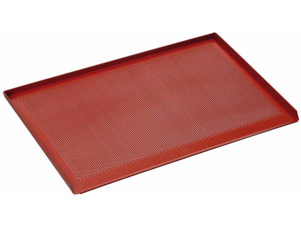 Bartscher Geperforeerd Bakblik | Bakkerijnorm | Met Siliconencoating | 600x400mm