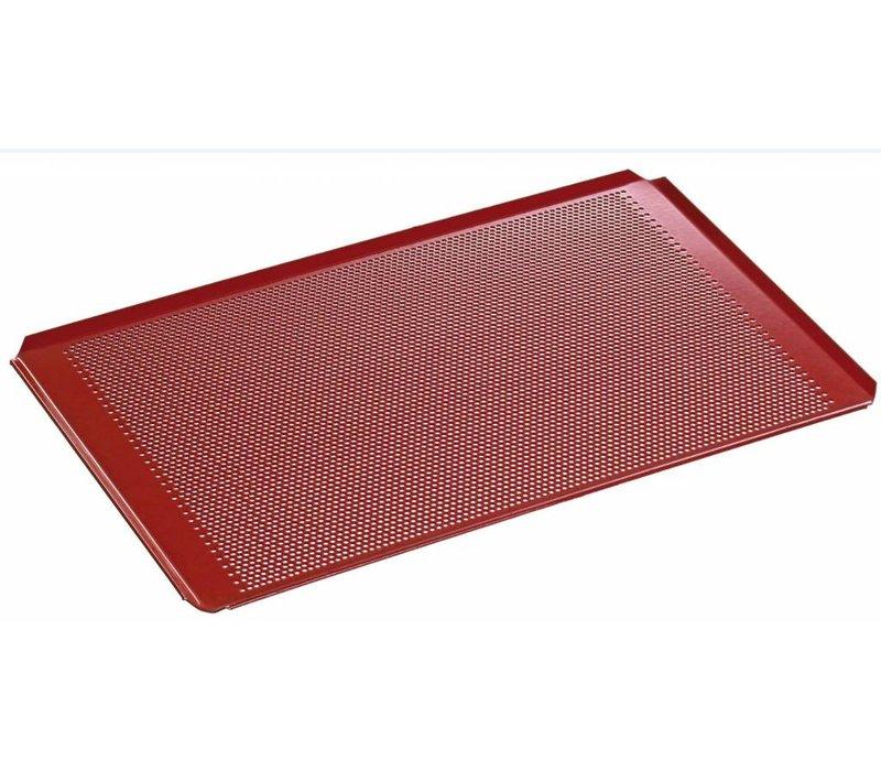 Bartscher Geperforeerd Bakblik met Siliconencoating | 1/1 GN | 530x325mm