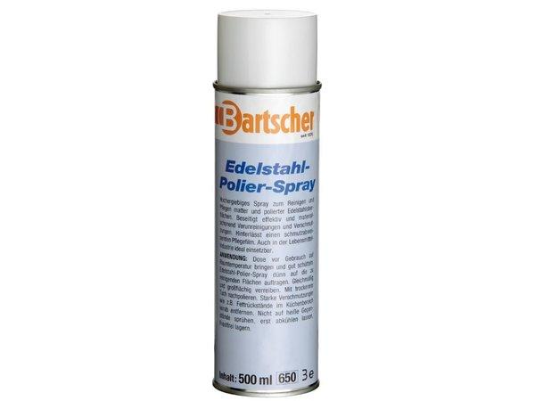 Bartscher 12 Blikken RVS/CNS schoonmaak spray