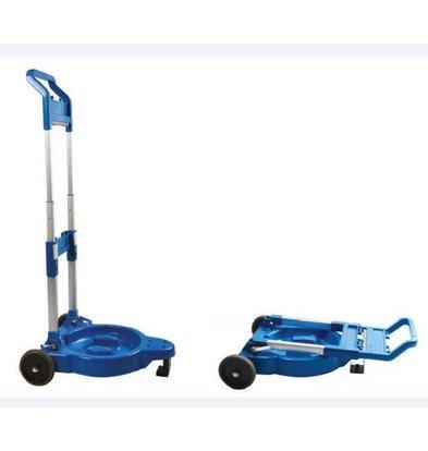 XXLselect Ice bucket trolley | 2 Buckets | 500x395x900mm