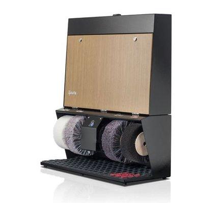 Heute Schoenpoetsmachine Polifix 4 Super | 4 Borstels | Staal - Beschikbaar in 6 Kleuren | 720(l)x320(d)x860(h)mm