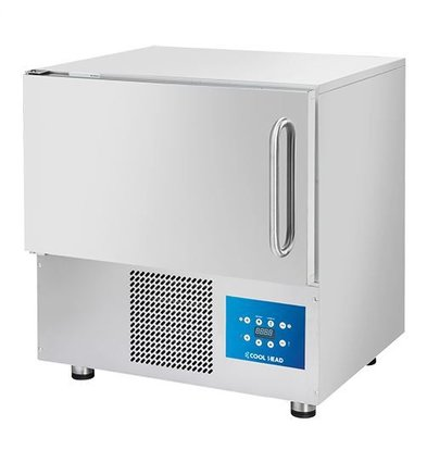 CaterCool Snelkoeler CaterCool RVS | 760x700x(H)850mm | 5x 1/1 GN