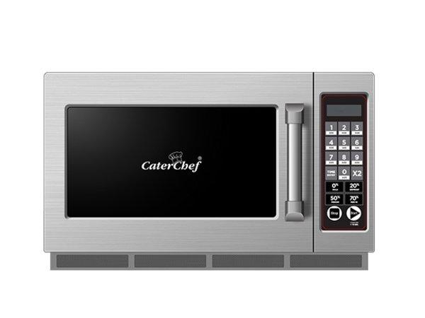 Caterchef Magnetron CaterChef RVS   10 Kookprogramma's   34 Liter