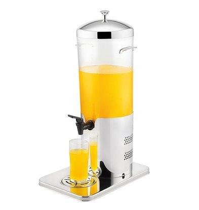 XXLselect Drank Dispenser RVS | Elektrische Koeling | met Aftapkraan | 5 Liter