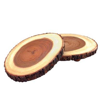 XXLselect Serveerplank Tree-Mini | Ø200 ~ 250mm