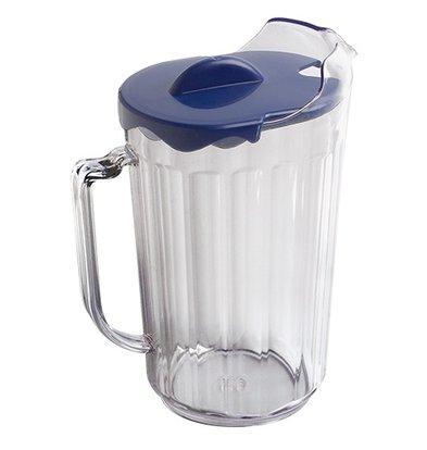 XXLselect Transparent jug with lid | 1,8Liter | (H) 230mm