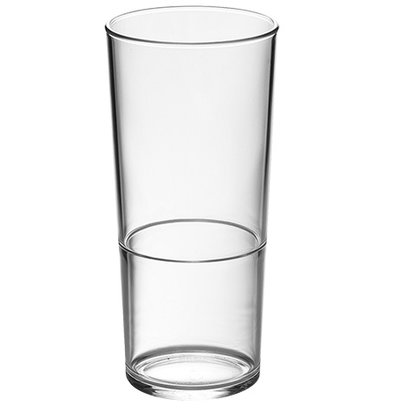 XXLselect Universeel Glas Stapelbaar | 34cl | Ø67x(H)144mm