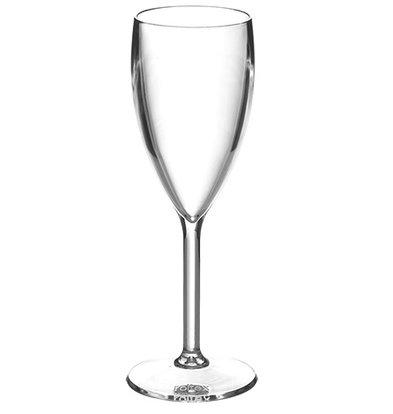 XXLselect Cava Prestige Polycarbonaat Glas   10cl   Ø46x(H)170mm