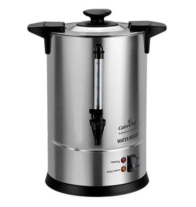 Caterchef Kettle CaterChef SS | Non-Drip Faucet | 30 liter
