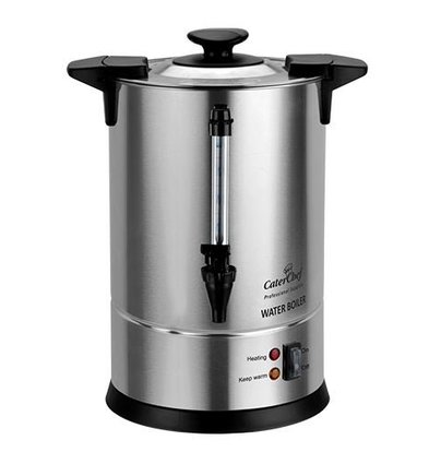 Caterchef Kettle CaterChef SS | Non-Drip Faucet | 10 liter