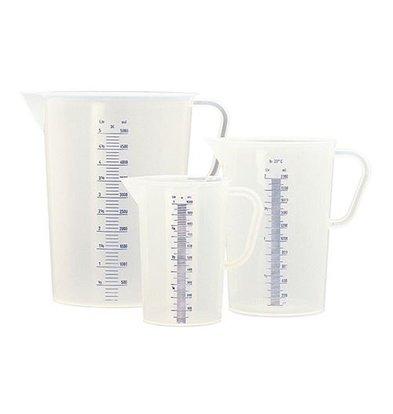 XXLselect Measuring cup Plastic | 50ml