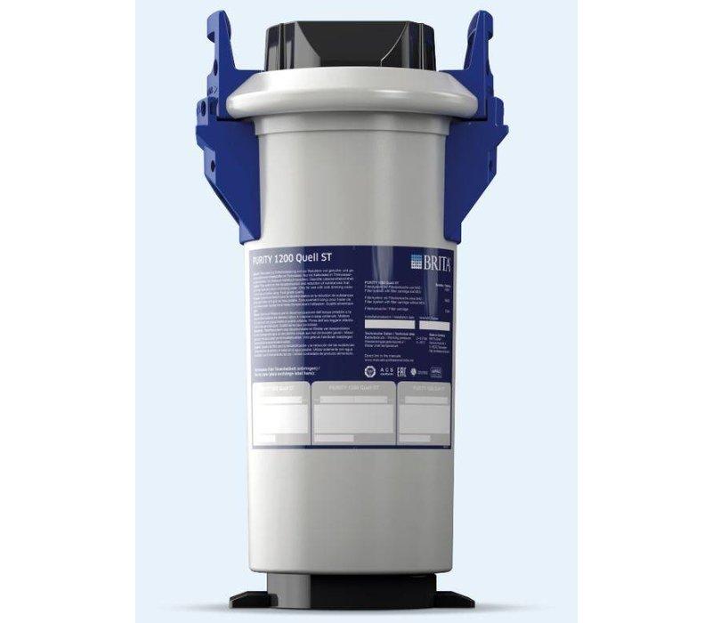 Brita Brita Filtersysteem Purity Quell ST | Decarbonisatie | ZONDER Meet- en Afleeseenheid | Type 1200